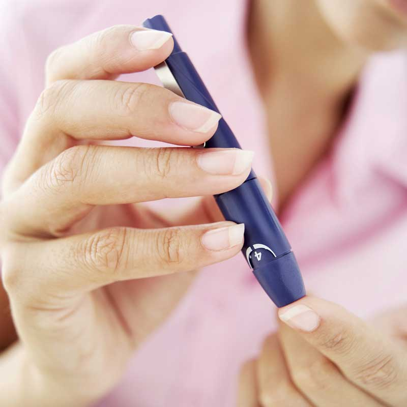 test azúcar diabéticos curiosidades