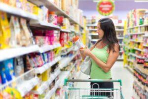 comprobar informacion nutricional