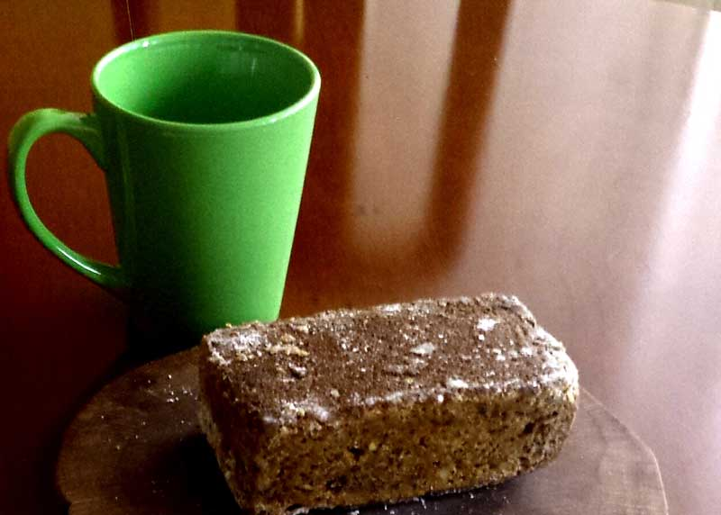 receta de carrot cake sin azucar- dulces diabéticos