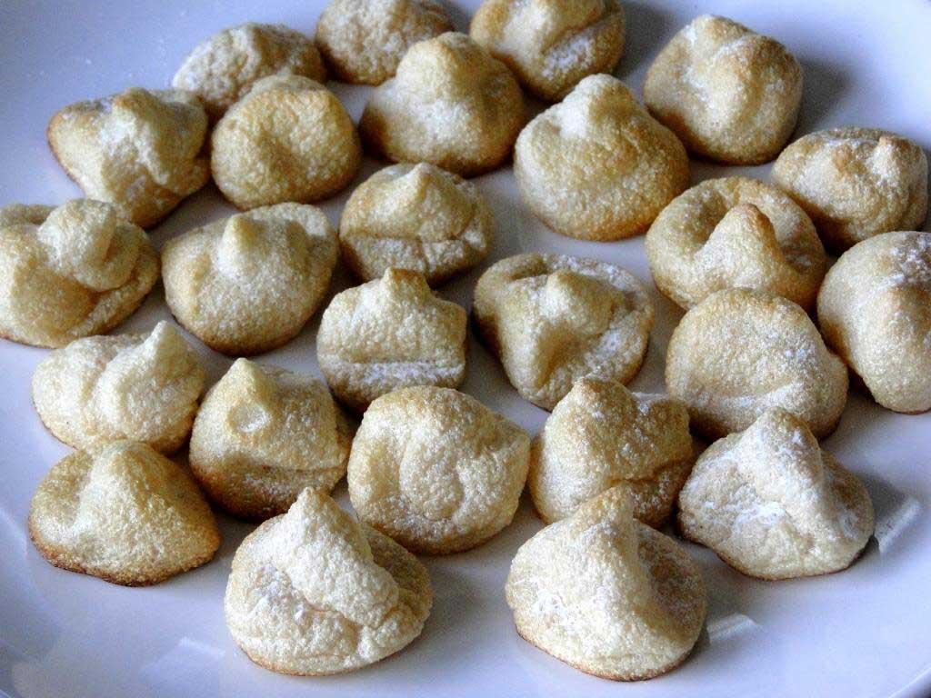 merengues sin azúcar para diabéticos