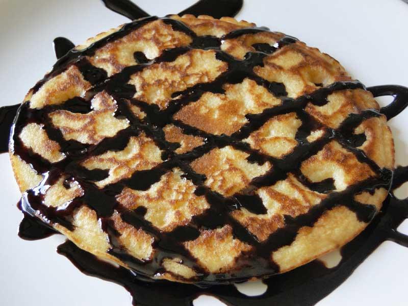 pancakes sin azúcar- tortitas sin azúcar