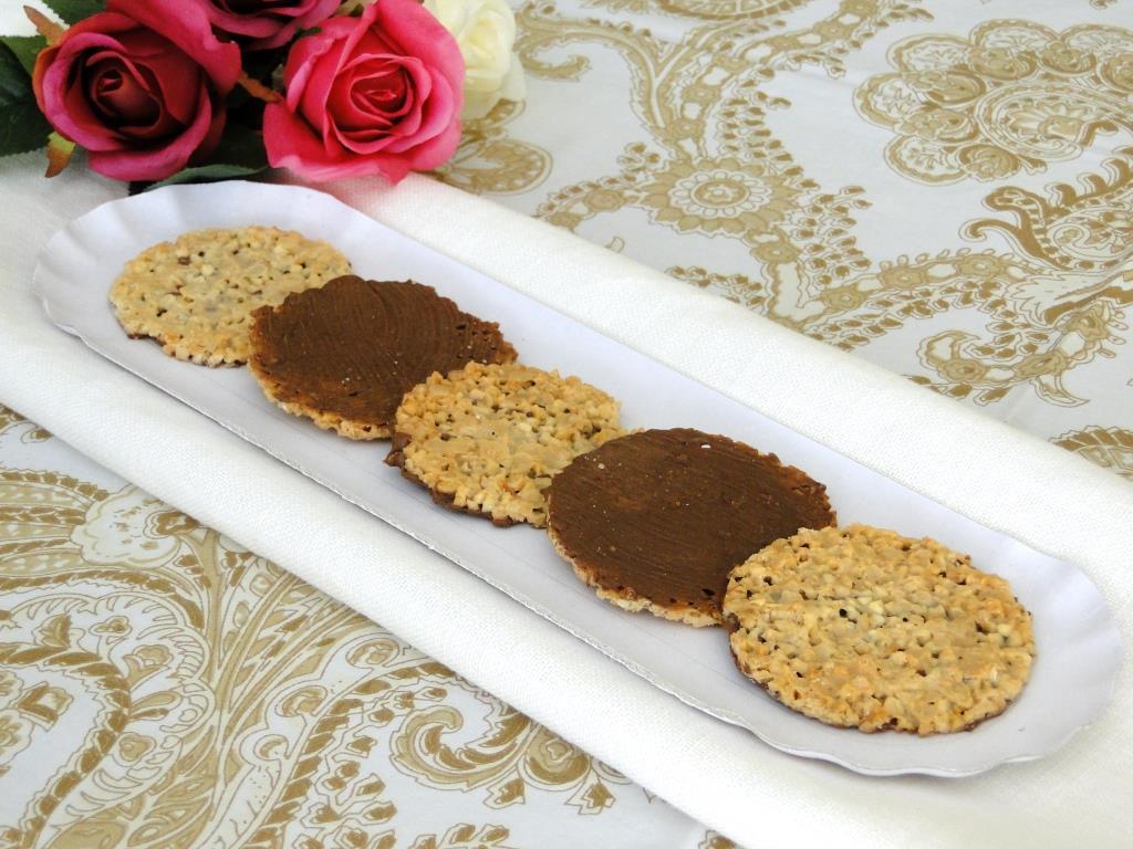 galletas florentinas sin azucar