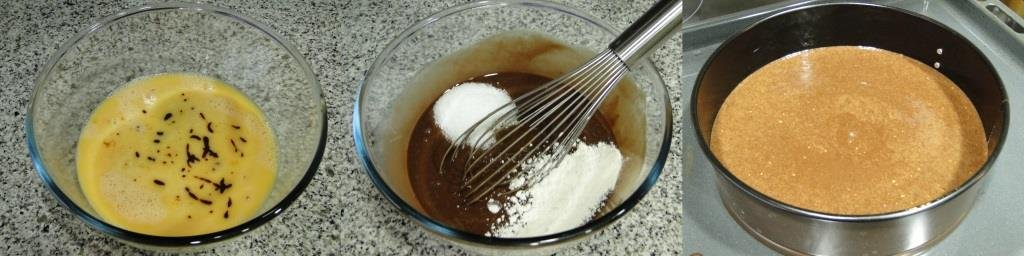tarta fondant de chocolate sin azucar - 2