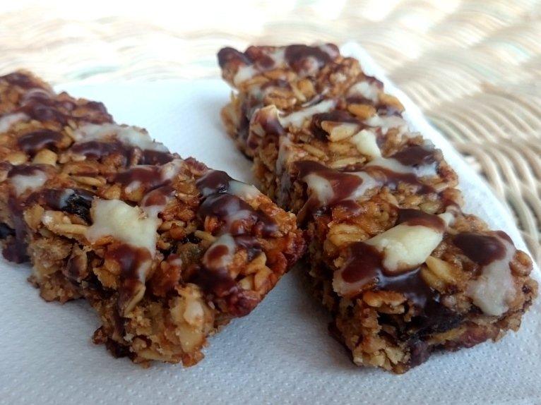 barritas-de-cereales-sin-azucar-con-chocolate