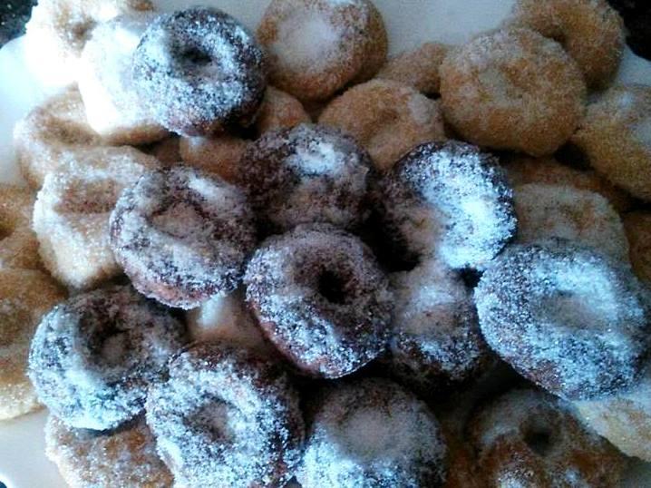 rosquillas-sin-azucar-chocolate-y-almendras
