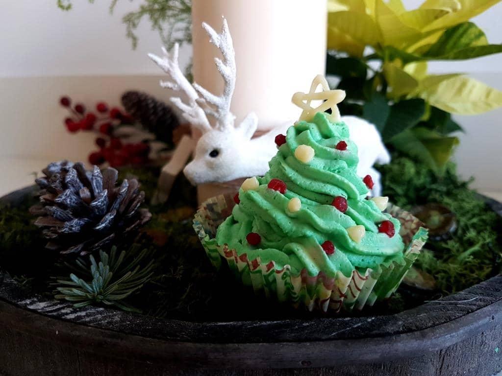 cupcakes-para-navidad-sin-azucar