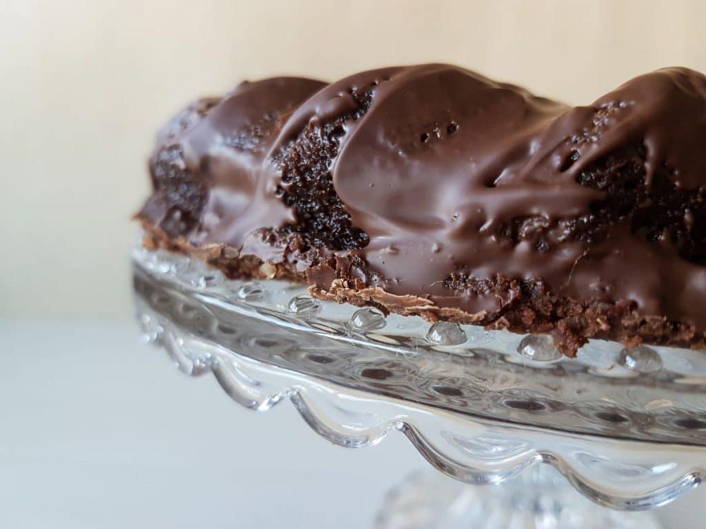 pastel de chocolate al microondas sin azucar - zoom_opt