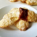 bizcochos de soletilla sin azucar - melindros con chocolate