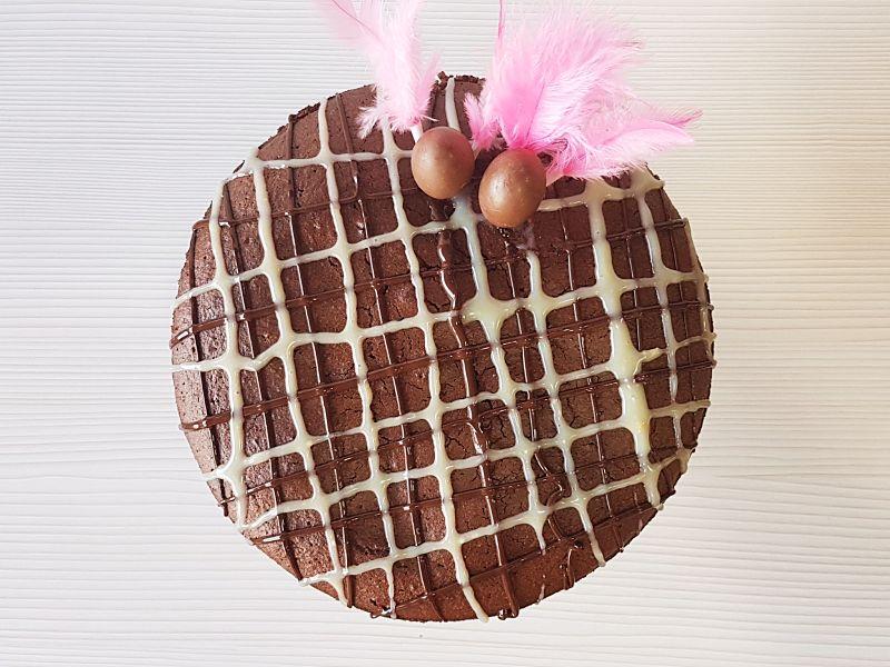mona de chocolate sin azucar - cenital