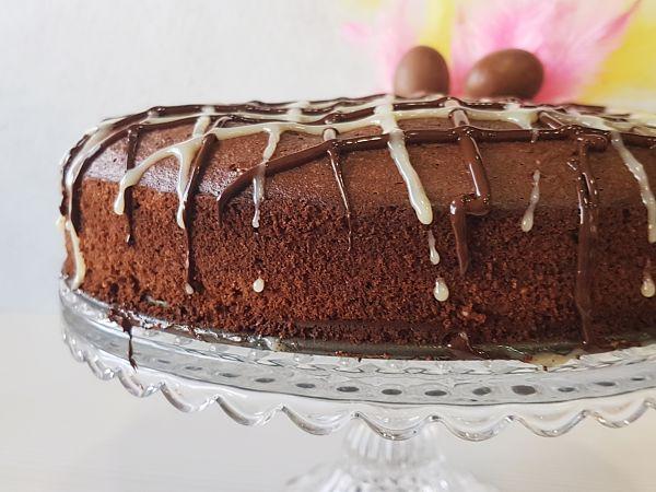 mona de chocolate sin azucar - zoom