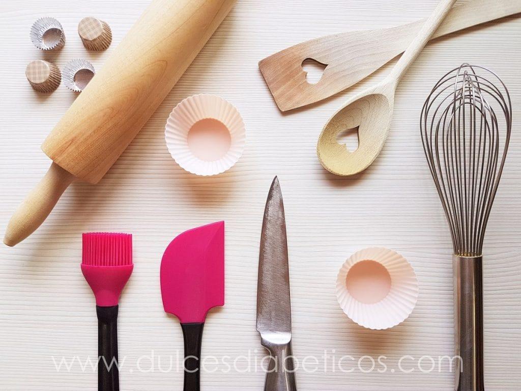 utensilios de reposter a que necesitas en tu cocina