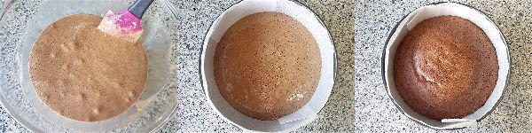 tarta selva negra sin azucar - 3