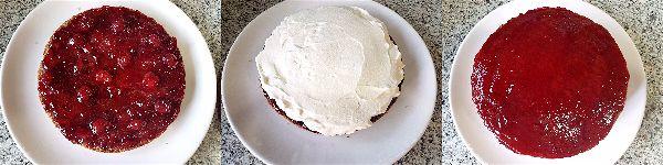 tarta selva negra sin azucar - 5