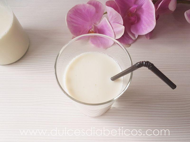 horchata sin azucar - cenital