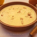 Receta de crema catalana sin azúcar