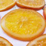Como hacer fruta confitada sin azucar