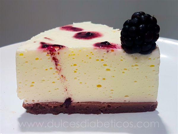 Tarta de yogur light sin azucar