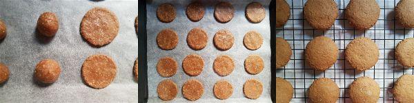 Galletas de canela sin azucar - 3