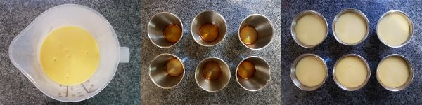 Flan de mango sin azucar - 3