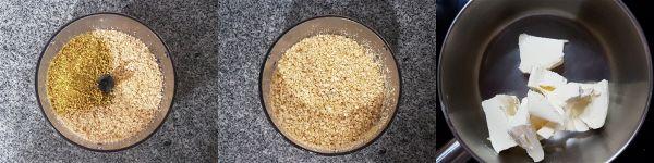 Baklava sin azucar - 1
