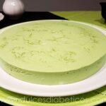 Tarta de te verde sin azucar