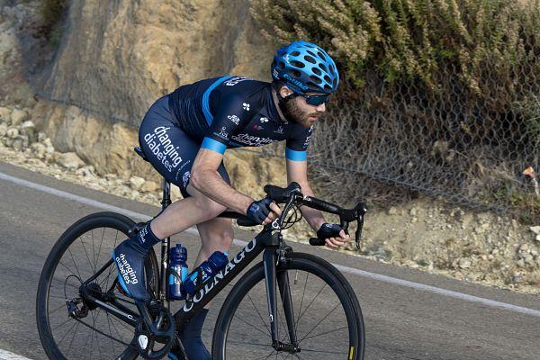 Brais Dacal entrevista diabetes y deporte