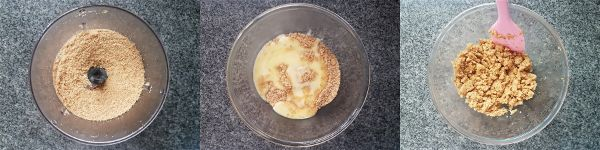 Mini tartas de lima sin azucar - 1