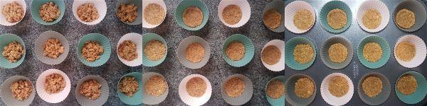 Mini tartas de lima sin azucar - 2