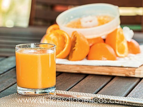 El zumo o jugo de frutas para diabeticos