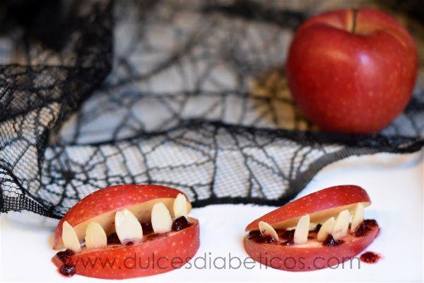 Bocas de monstruo saludables